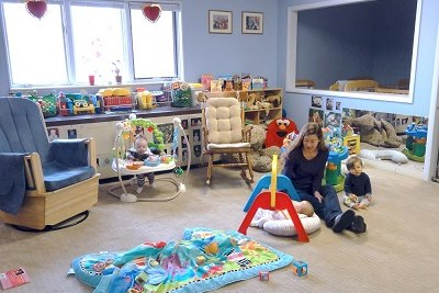Infant care in Newark DE